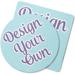 Design Your Own Rubber Backed Coaster