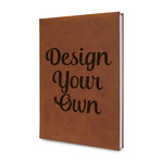 Design Your Own Leatherette Journal