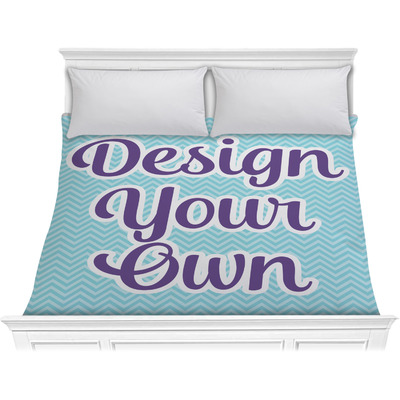Design Your Own Personalized Comforter - King