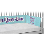 Design Your Own Crib Bumper Pads (Personalized)