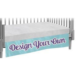 Design Your Own Crib Skirt (Personalized)