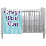 Design Your Own Crib Comforter / Quilt (Personalized)