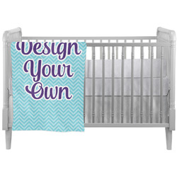 Design Your Own Crib Comforter / Quilt