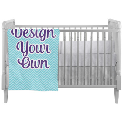 Design Your Own Personalized Crib Comforter / Quilt