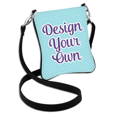 Design Your Own Personalized Cross Body Bag - 2 Sizes