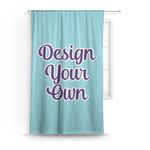Design Your Own Curtain (Personalized)