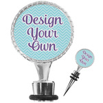 Design Your Own Wine Bottle Stopper