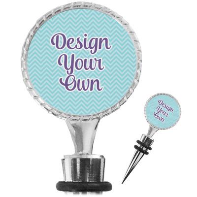 Design Your Own Wine Bottle Stopper