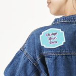 Design Your Own Large Custom Shape Patch