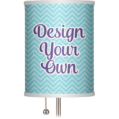 """Design Your Own Personalized 7"""" Drum Lamp Shade"""