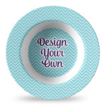 Design Your Own Plastic Bowl - Microwave Safe - Composite Polymer (Personalized)