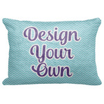 """Design Your Own Decorative Baby Pillowcase - 16""""x12"""" (Personalized)"""