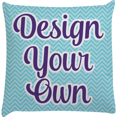 Design Your Own Pillowcase Interesting Personalized Decorative Pillow Cases YouCustomizeIt
