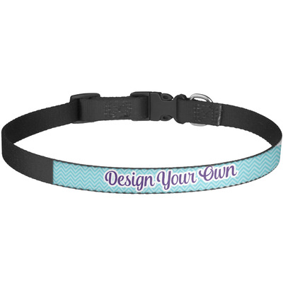 Design Your Own Personalized Dog Collar - Large