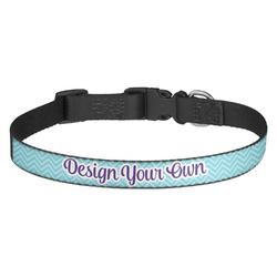 Design Your Own Dog Collar - Multiple Sizes (Personalized)
