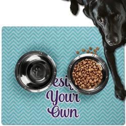 Design Your Own Dog Food Mat - Large