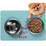 Design Your Own Dog Food Mat - Small