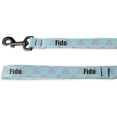Design Your Own Personalized Deluxe Dog Leash