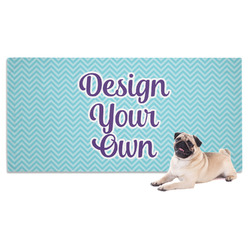 Design Your Own Pet Towel (Personalized)