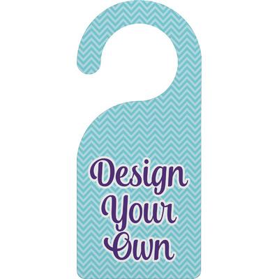 Design your own door hanger personalized youcustomizeit for Design your own door