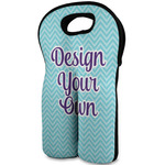 Design Your Own Wine Tote Bag (2 Bottles)