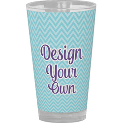 Design Your Own Drinking / Pint Glass (Personalized)