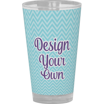 Design Your Own Personalized Drinking / Pint Glass