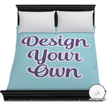 Design Your Own Duvet Cover - Full / Queen (Personalized)