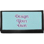 Design Your Own Canvas Checkbook Cover (Personalized)