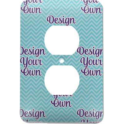 Design Your Own Personalized Electric Outlet Plate