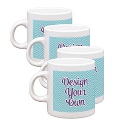 Espresso Mugs - Set of 4