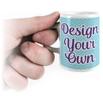 Design Your Own Espresso Mug - 3 oz (Personalized)