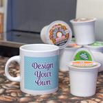 Design Your Own Espresso Cup - Single