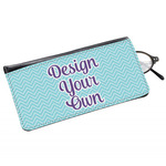 Design Your Own Genuine Leather Eyeglass Case (Personalized)