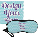 Design Your Own Eyeglass Case & Cloth (Personalized)