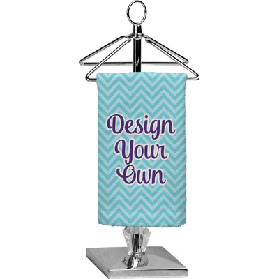 Design Your Own Personalized Finger Tip Towel - Full Print