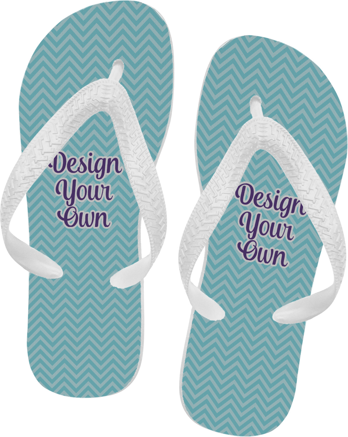 Design Your Own Personalized Flip Flops