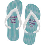 Design Your Own Flip Flops (Personalized)