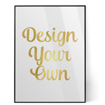 Design Your Own Foil Print (Personalized)