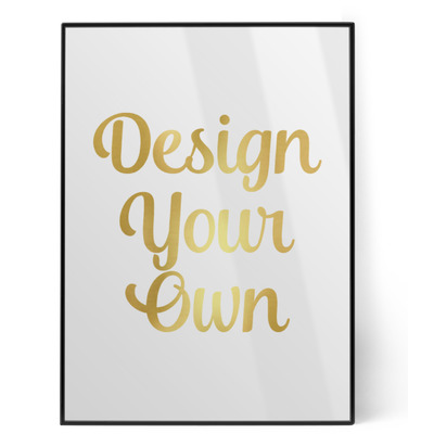 Design Your Own Personalized Foil Print