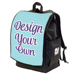 Design Your Own Backpack w/ Front Flap  (Personalized)