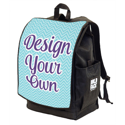 Design Your Own Personalized Backpack w/ Front Flap
