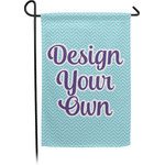 Design Your Own Double Sided Garden Flag With Pole