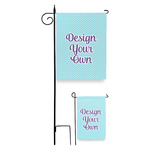 Design Your Own Garden Flag