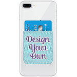 Design Your Own Genuine Leather Adhesive Phone Wallet