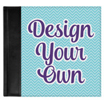Design Your Own Genuine Leather Baby Memory Book (Personalized)