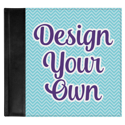 Design Your Own Personalized Genuine Leather Baby Memory Book