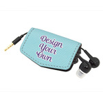 Design Your Own Genuine Leather Cord Wrap (Personalized)