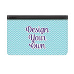 Design Your Own Genuine Leather ID & Card Wallet - Slim Style