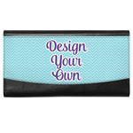 Design Your Own Genuine Leather Ladies Wallet (Personalized)